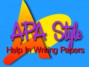 APA Style Blog: Dissertation Helpers