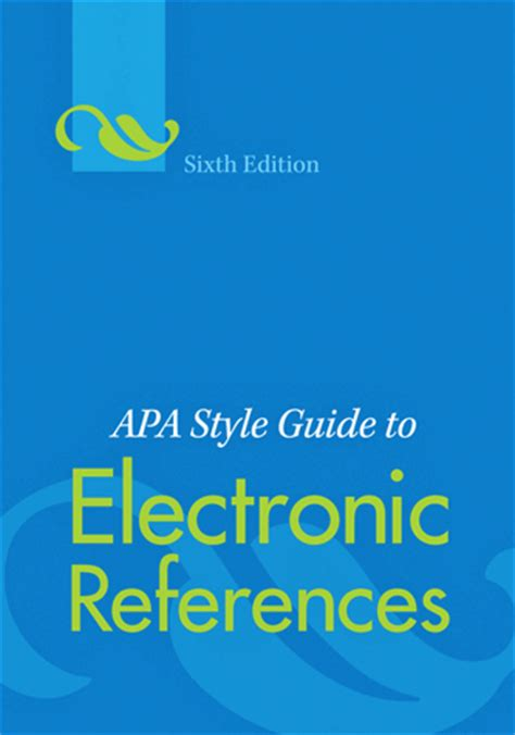 How to reference a masters thesis in apa style